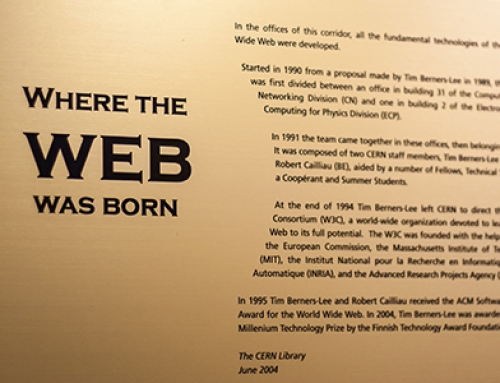 The web, the way it was supposed to be
